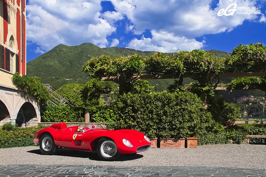 Ferrari 500 TRC Spider Scaglietti