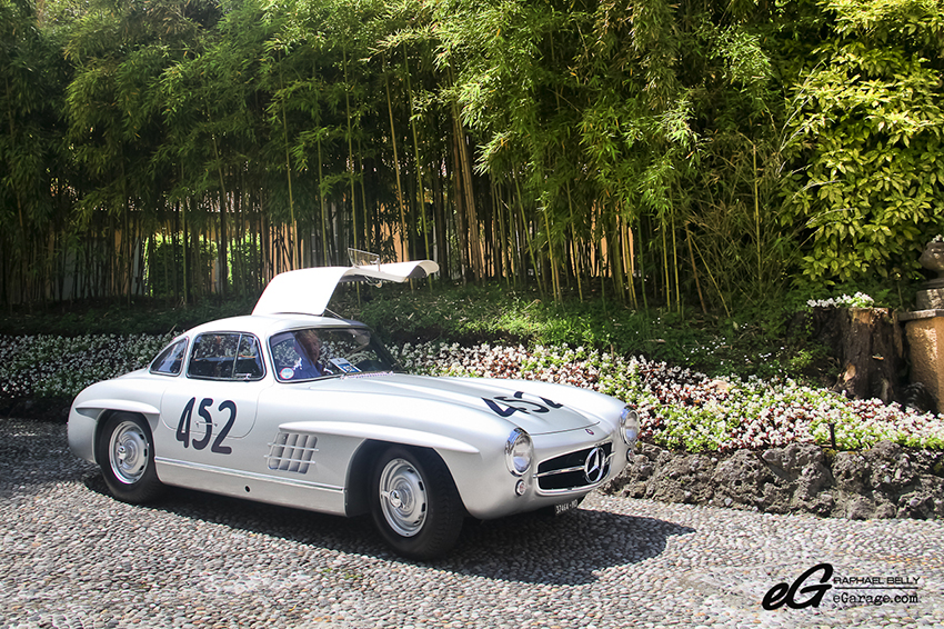 Mercedes-Benz 300 SL Alloy Coupé Gullwing