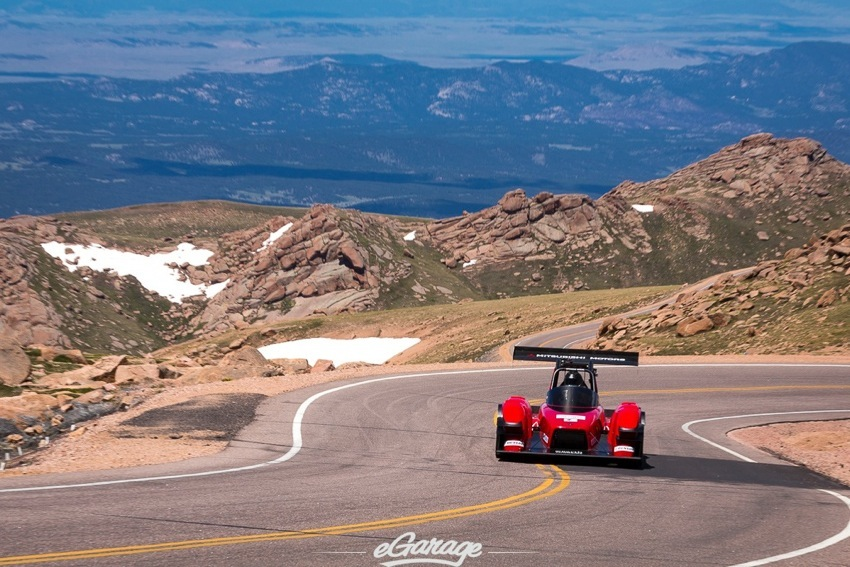 Pikes Peak 2014 32 2014 Pikes Peak International Hill Climb