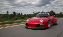 eGarage RWB video