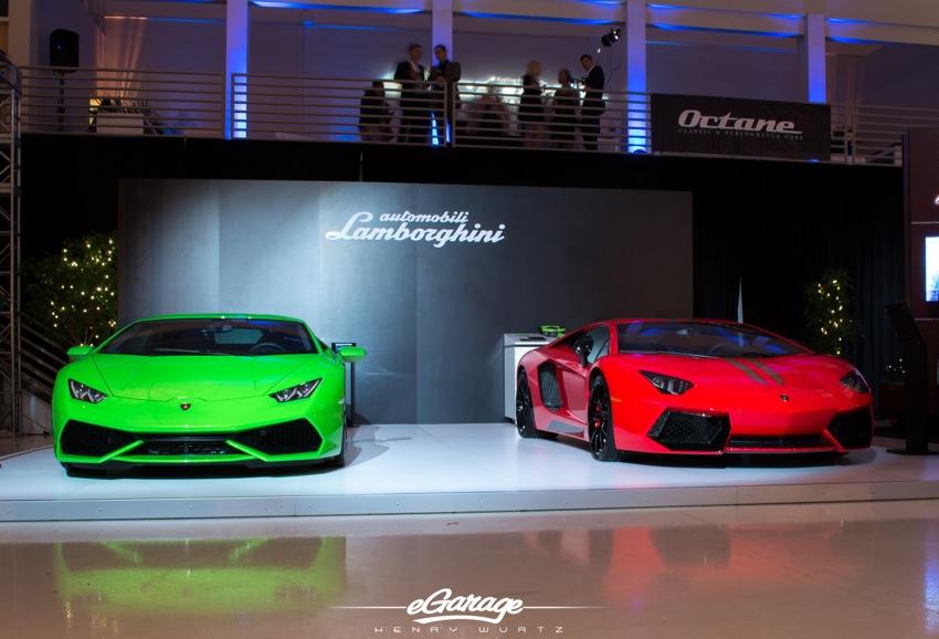 McCall Lamborghini Huracan 2014 McCall Motorworks Revival