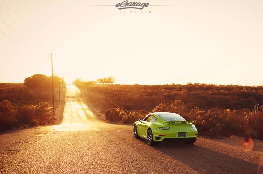 Bill Haleen Porsche