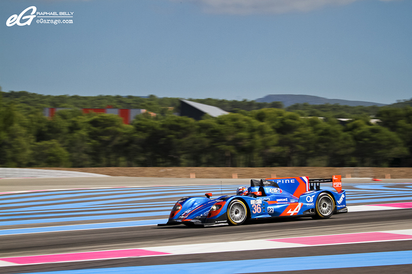 European LeMans Paul Ricard HTTT Racecar