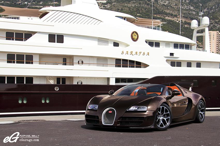 PICTURE 042 Bugatti Veyron Vitesse