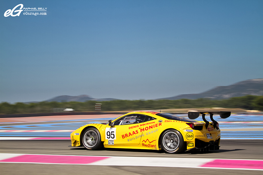 European LeMans Ferrari 458