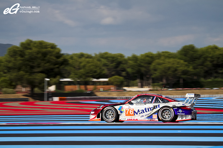 European LeMans Paul Ricard HTTT