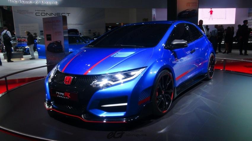 Paris Motor Show 2014 Honda