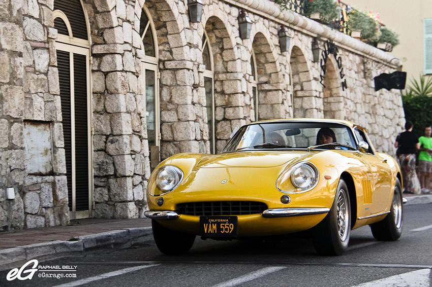 Saint Jean Cap Ferrat Ferrari