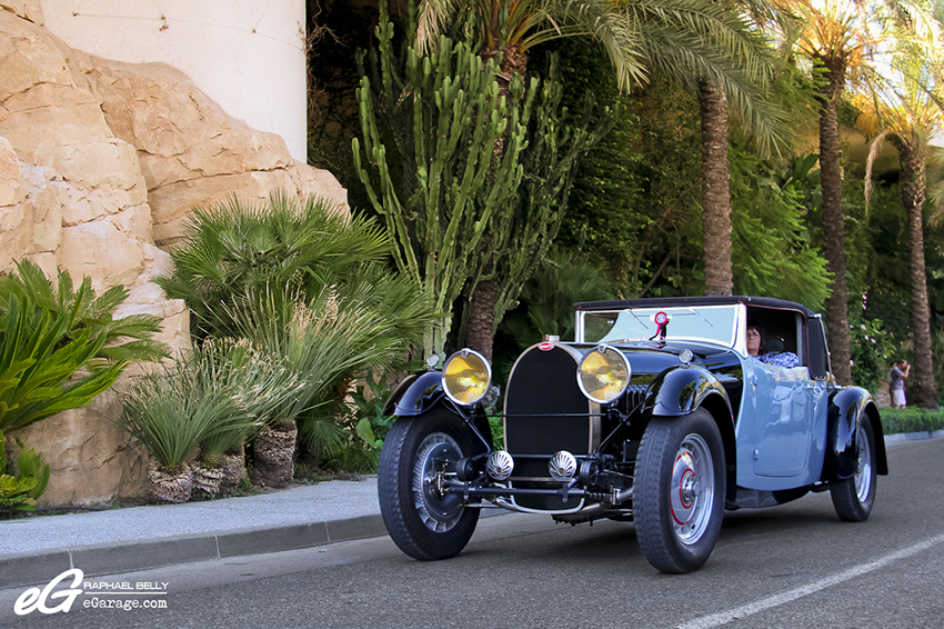 Saint Jean Cap Ferrat Bugatti