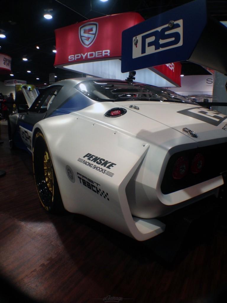 Roadster Shop SEMA Show Go Pro