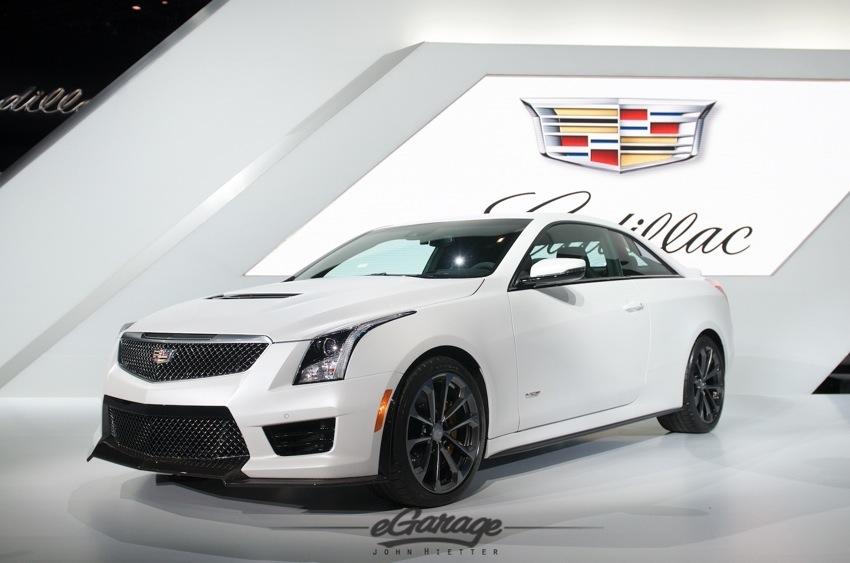 Cadillac ATS V LA Auto Show