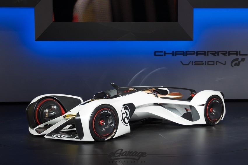 Chevrolet Chapparal Vision