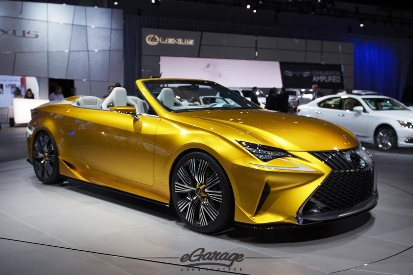 Lexus LA Autoshow 2014