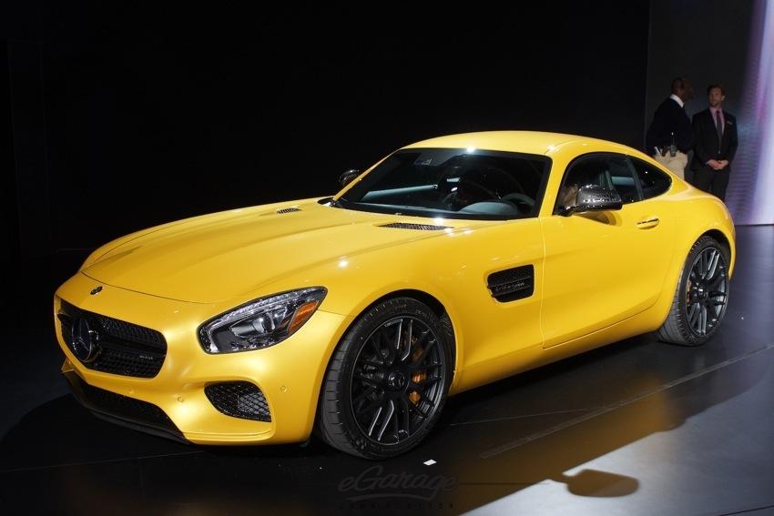 Mercedes-Benz LA Auto show 2014