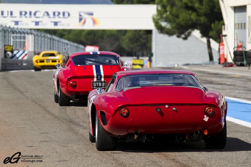 Dix Mille Tours Ferraris