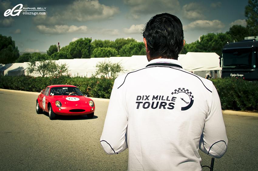 Dix Mille Tours Ferrari