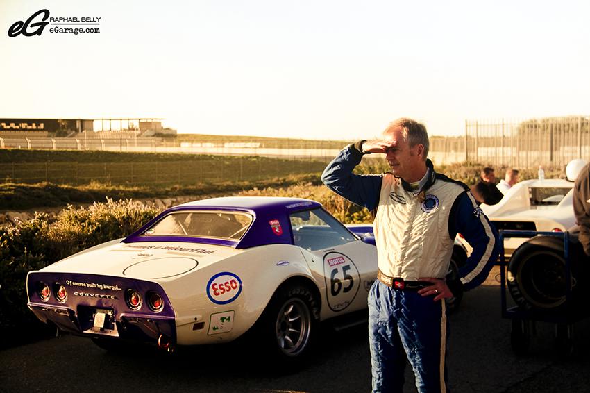 Dix Mille Tours Corvette