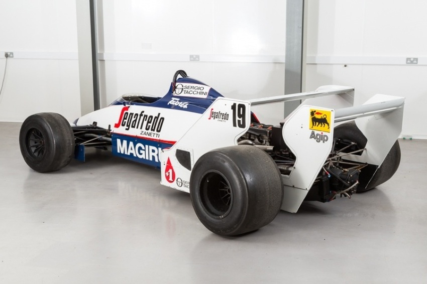 Ayrton SENNA Toleman F1 For Sale
