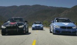 Targa Trophy megarun video