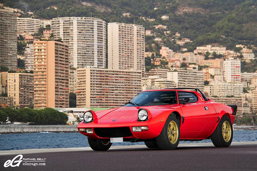 Lancia Stratos Monaco