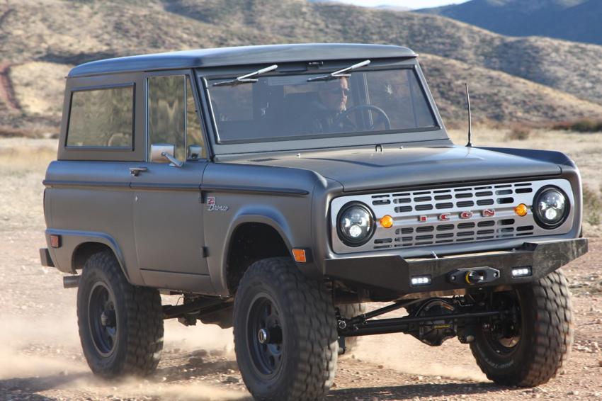 ICON 4x4 Bronco 1