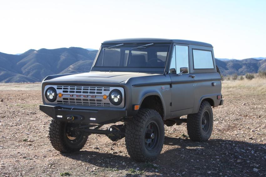 ICON 4x4 Bronco 4