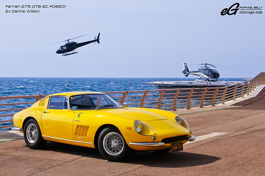 Ferrari 275 GTB 6C Monaco