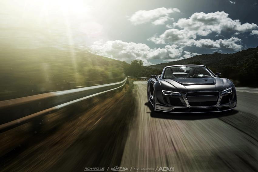 eGarage Audi R8 ppi-Razor