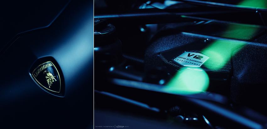 eGarage RVT3 Lamborghini V12