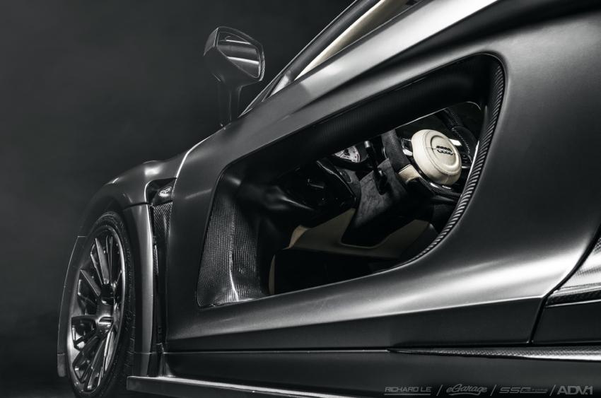 ppi Razor Audi R8 GTR Spyder ADV1