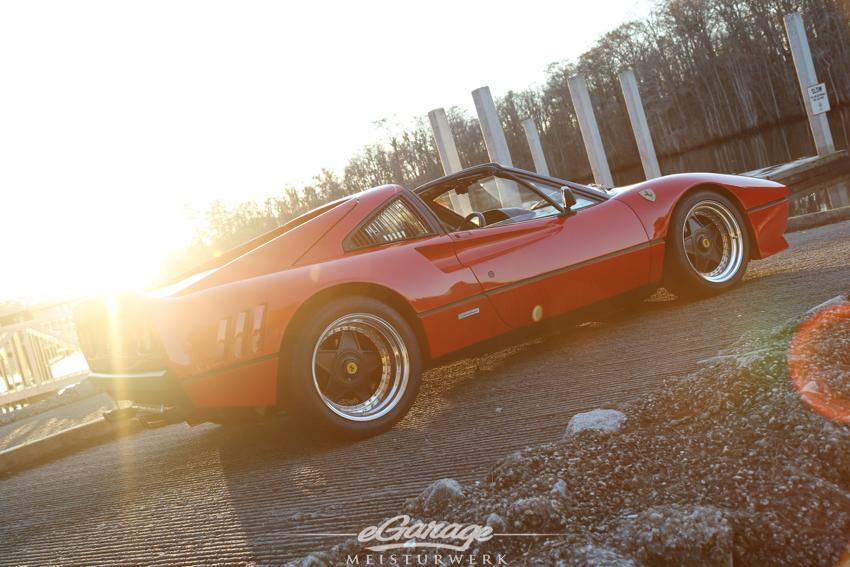 Meisterwurk Ferrari eGarage 328GTM