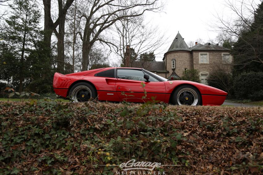Meisterwurk Ferrari