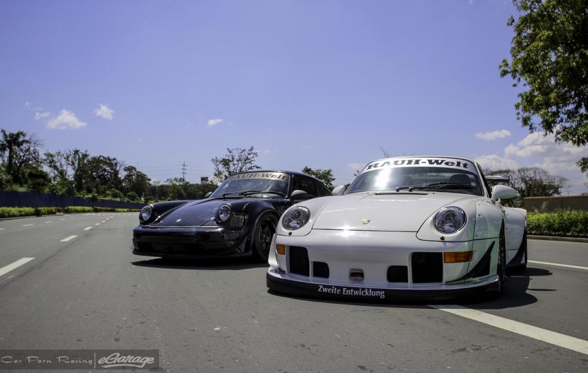 RWB Black + RWB white