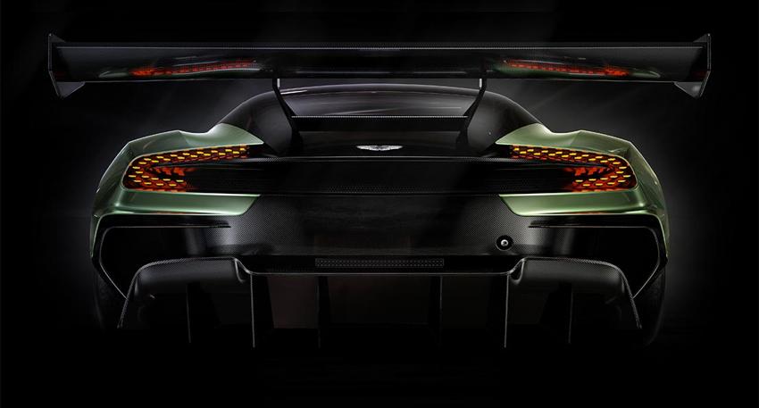 VuIcan Aston Martin