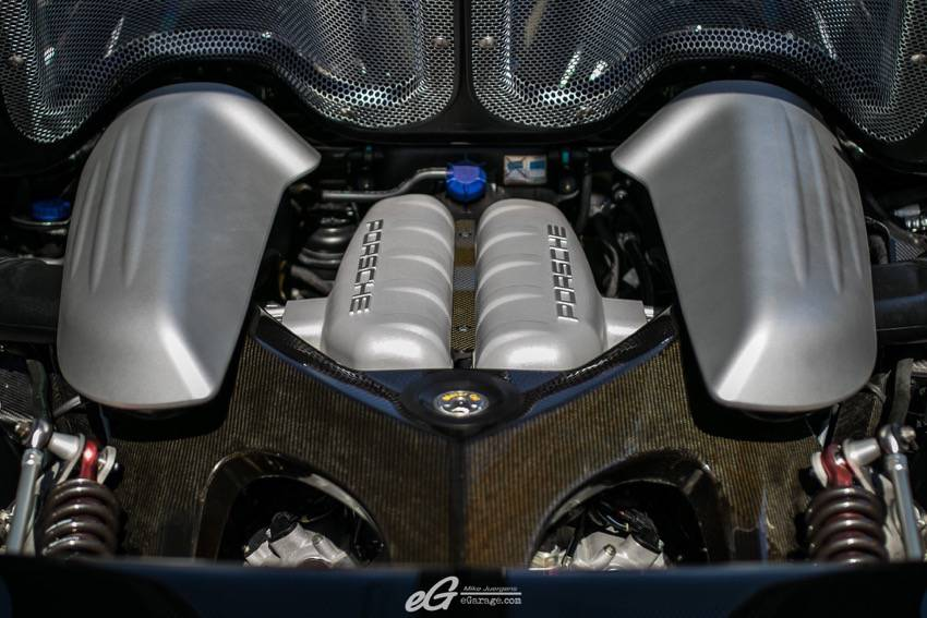 Carrera GT Engine