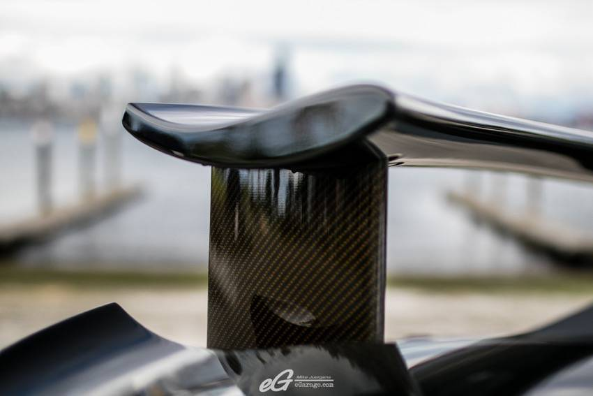 Carrera GT spoiler