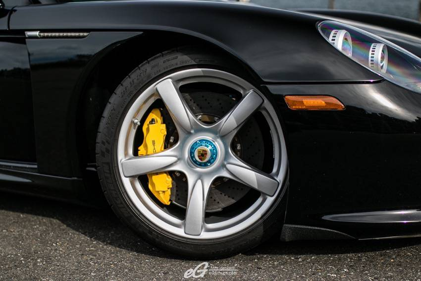 Carrera GT wheel