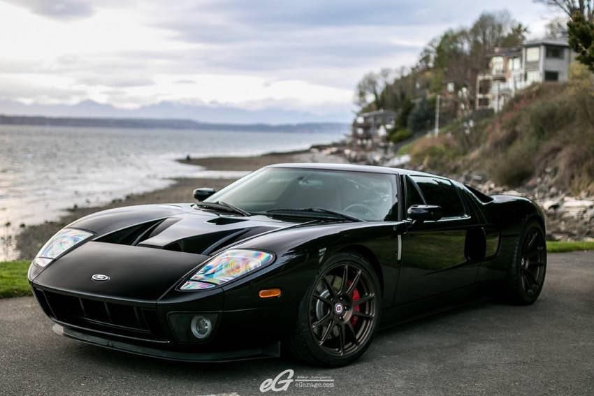 Ford GT Seattle