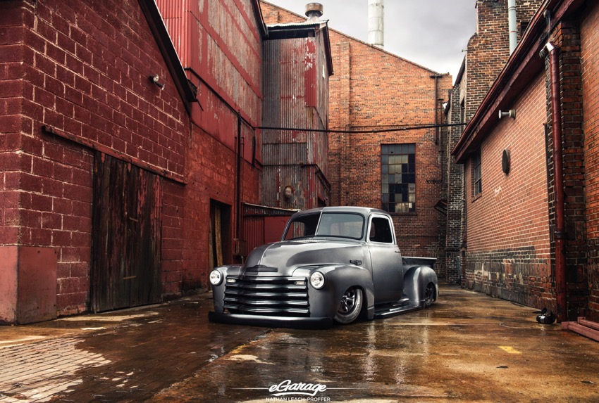 Resto Motors 49 Chevy