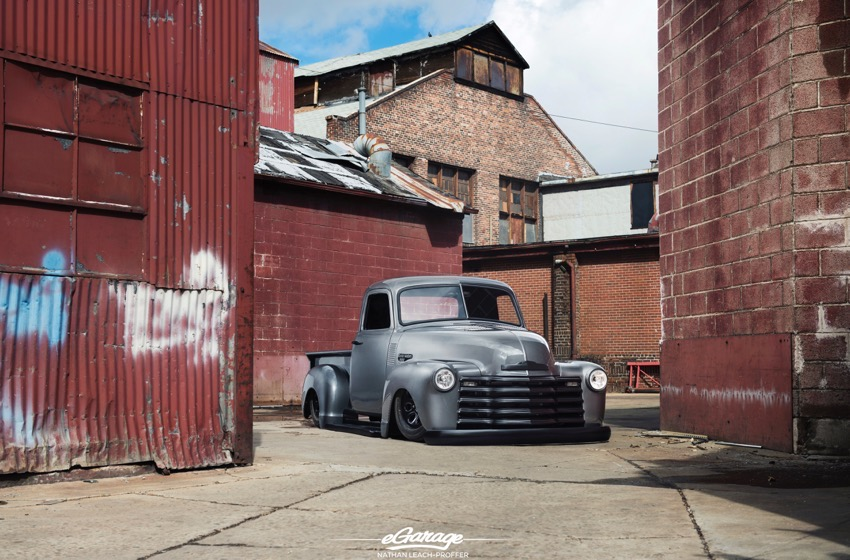 Resto Motors 49 Chevy 3100