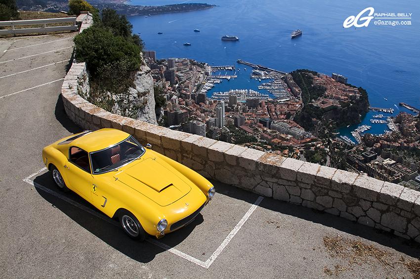 Ferrari 250 GT SWB Berlinetta Competizione Top Monaco
