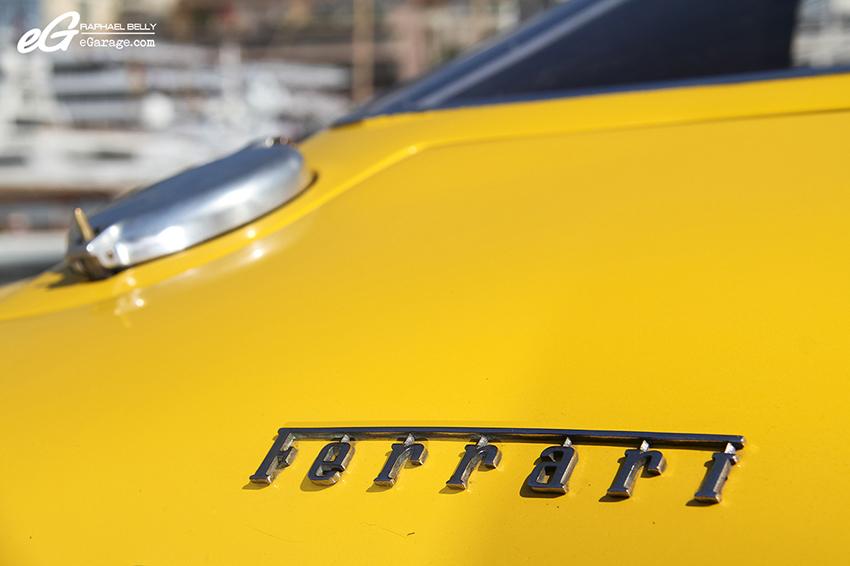 Ferrari 250 GT SWB Berlinetta Competizione Yellow