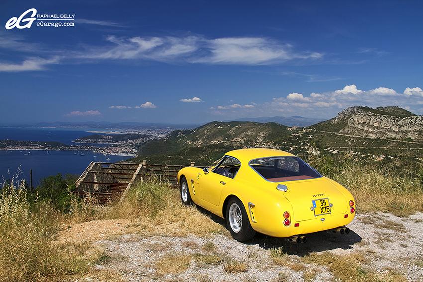 Ferrari 250 GT SWB Berlinetta Competizione Cliff