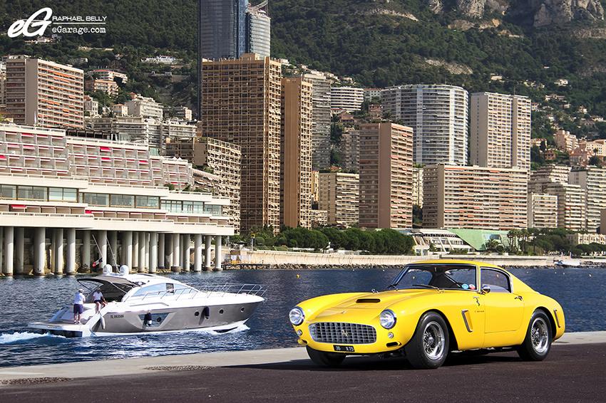 Ferrari 250 GT SWB Berlinetta Competizione Monaco Yacht