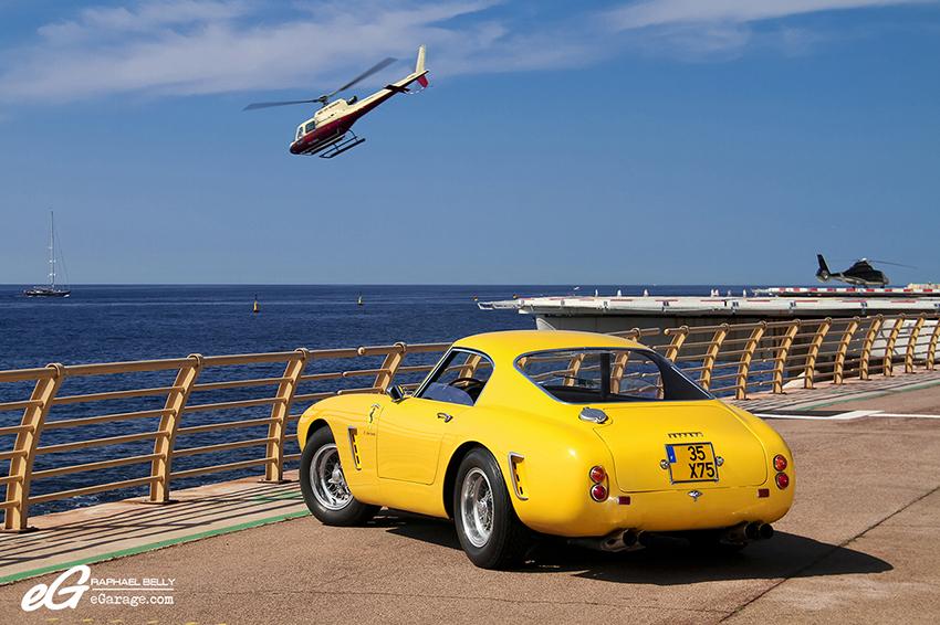 Ferrari 250 GT SWB Berlinetta Competizione Heliport