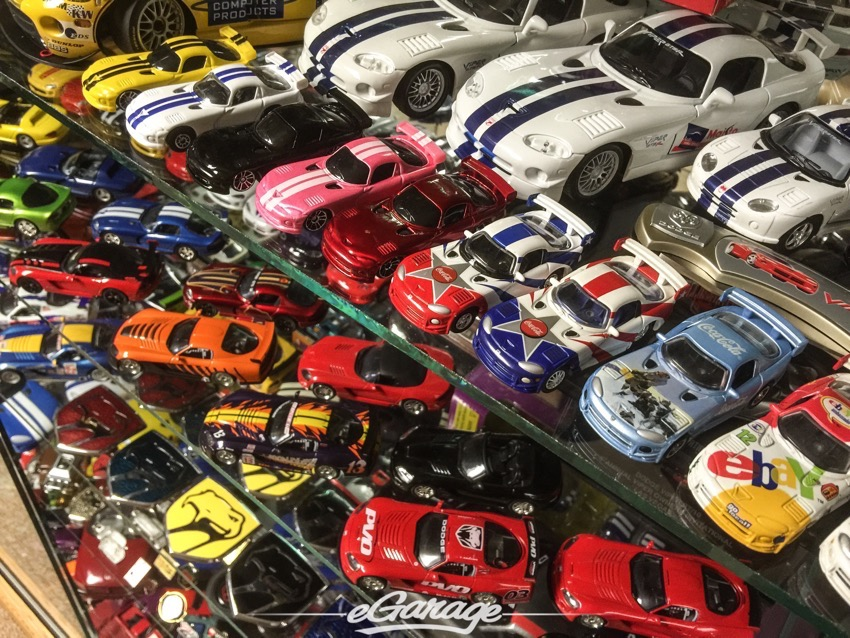 Mopar Madness Scale Model Collection