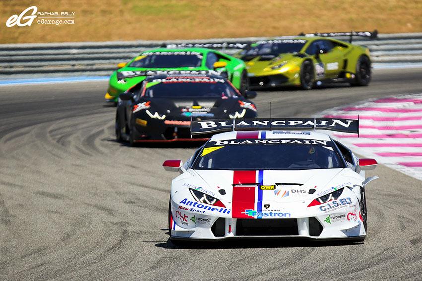 Lamborghini Hurac†n LP 620-2 Super Trofeo