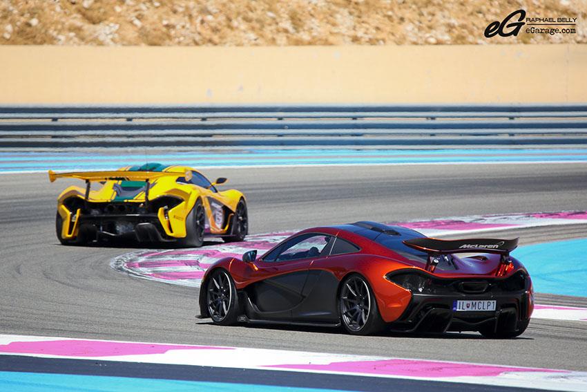 McLaren P1 & McLaren P1 GTR