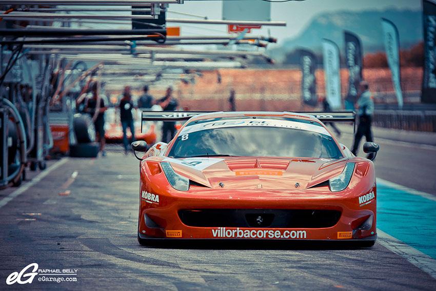 Ferrari 458 Italia GT3