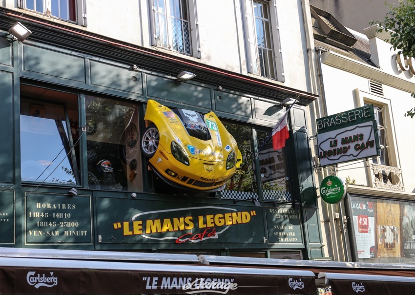 Legends Cafe  Le Mans